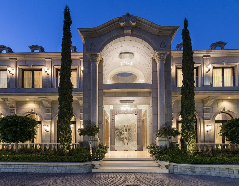 Inside Luxury Mansions european neo-classical style ii | luxury, luxury estate and house