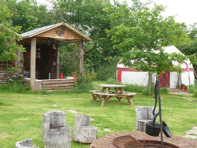 Slideshow   Somerset Garden Yurt U0026 Gypsy Caravan