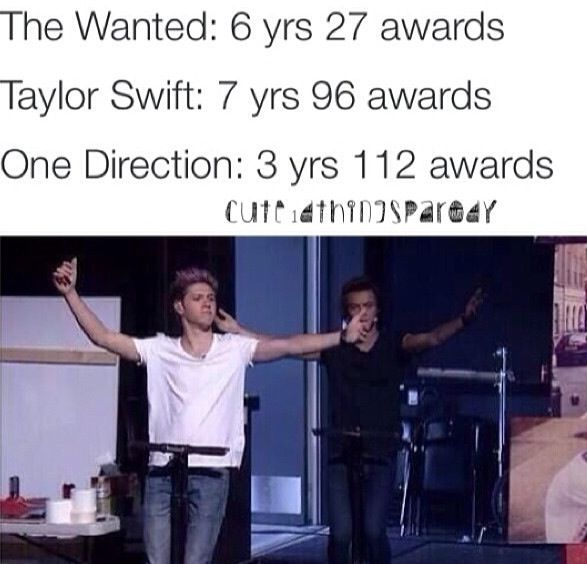 BAM!!! The wanted have been around for 6 years!?! (no hate intended, I seriously didnt know they've been around that long)