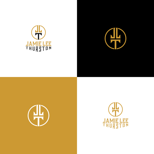 The Initials Jlt And The Name Jamie Lee Thurston They Should Work Together And Alone Create A New Look And Artist Logo Logo Design Contest Recorder Music