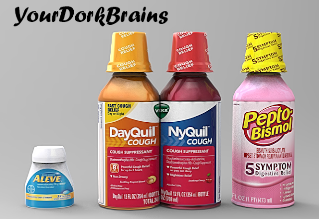 Can You Get Addicted To Nyquil Pin On Ebay