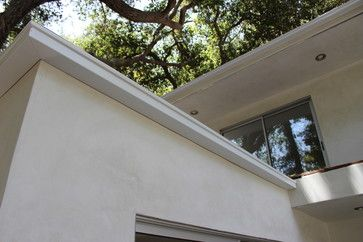 Hollywood 5 Inch Box Style Gutters Contemporary Los Angeles By A Plus Gutter Systems Fashion Box Gutters Contemporary