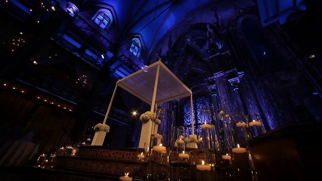 Caroline and Greg Highlight Film at Angel Orensanz, by Cabana Pictures