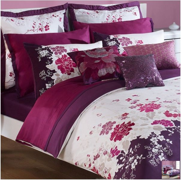 Very Colorful Bedroom: Very Nice Guest Bedroom Idea, Pretty Colors.