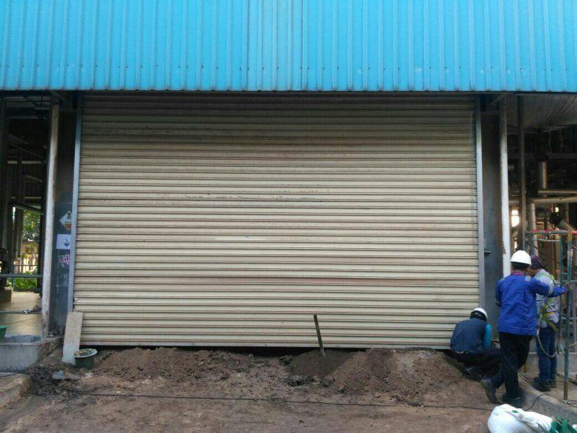 Jasa service rolling door manual & motor jababeka, cakung