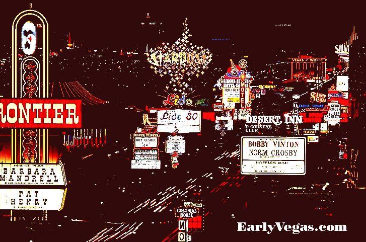 Old School Las Vegas  Cool  Pinterest  Vegas School and Vintage