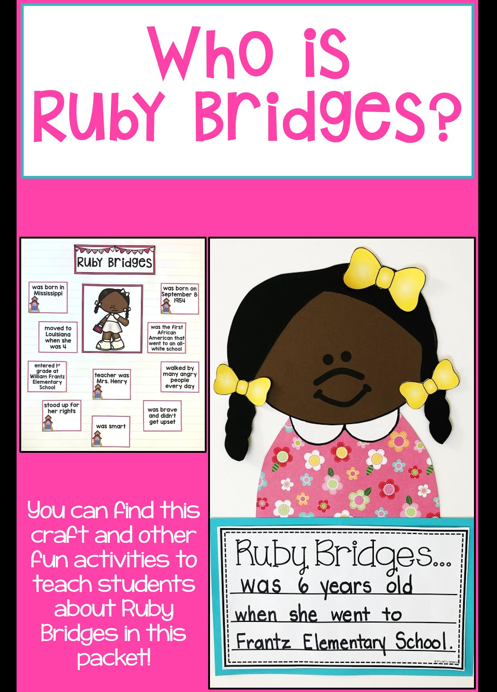 Ruby Bridges Black History