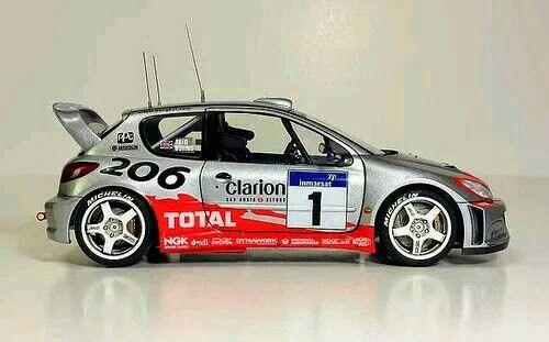 One of my all time favourite rally cars