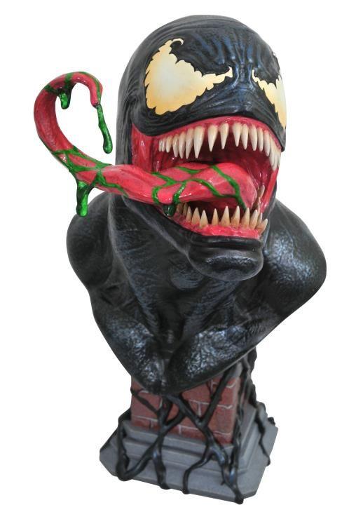 Картинки по запросу Marvel Busts - 1/2 Scale Legendary Comics Venom