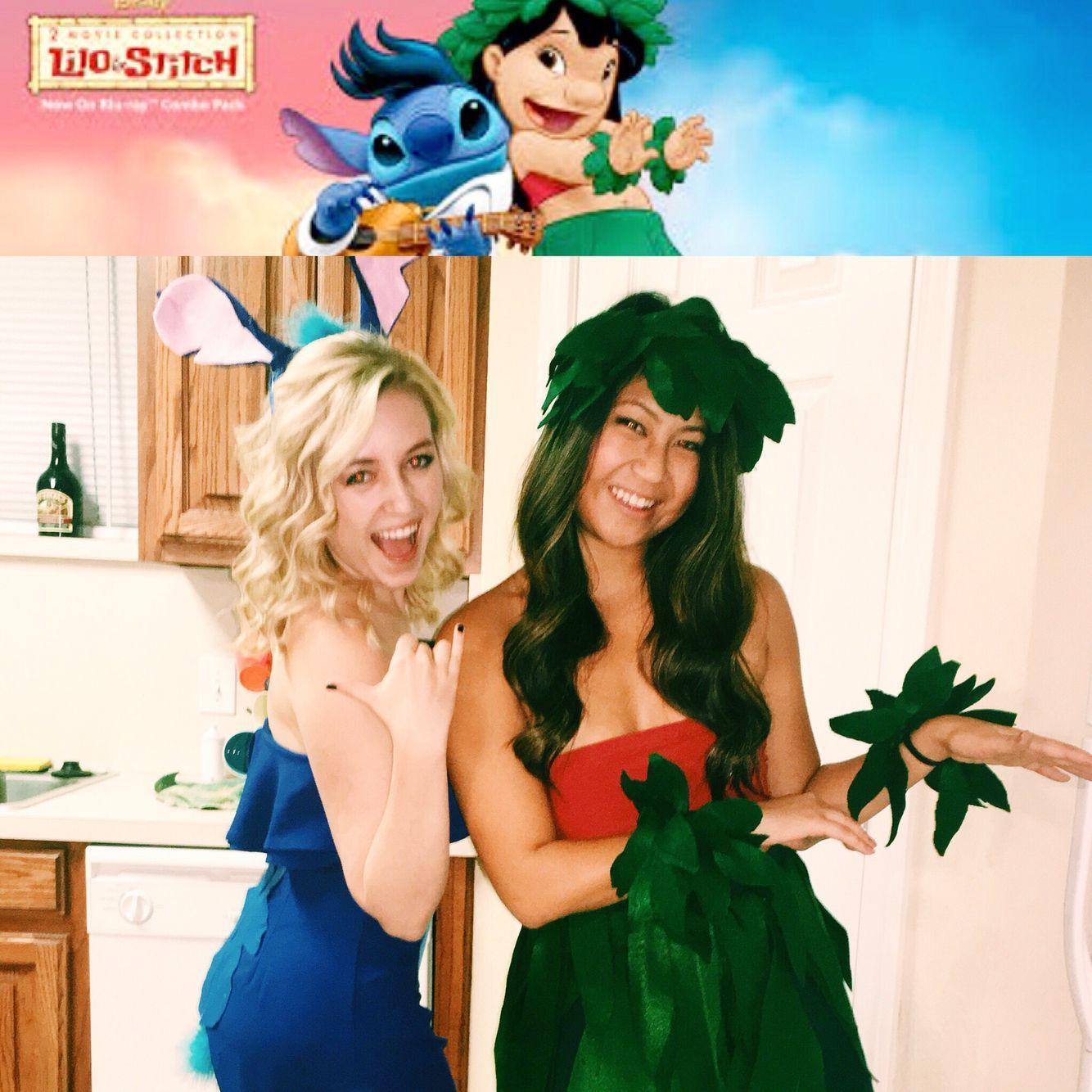 Lilo And Stitch Costume My Style Stitch Stitch Costume Lilo And Stitch Costume Halloween Costume Outfits