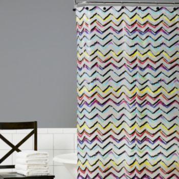 Symmetry PEVA Shower Curtain....$19.99