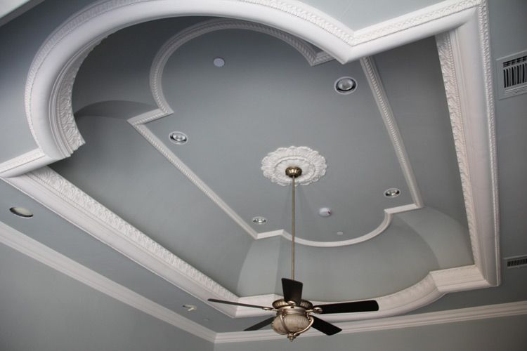Decorative Cove Ceiling House