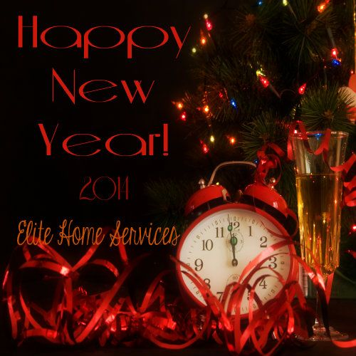 Happy New Year Christmas Bulbs Christmas Ornaments Holiday Decor