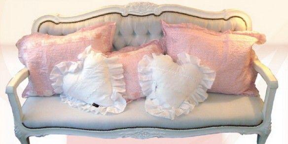 sofá pastel