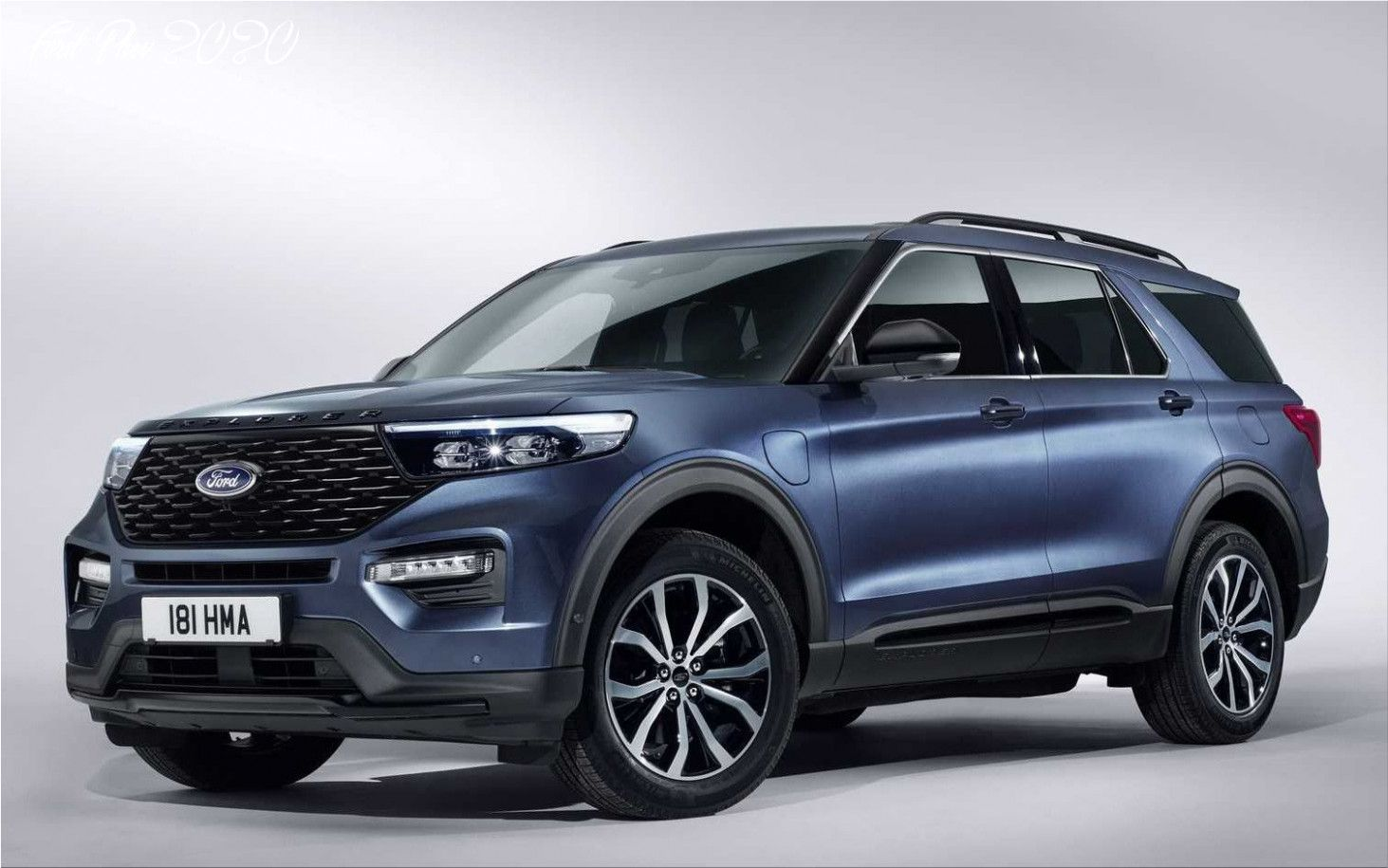 Ford Phev 2020 Engine In 2020 Ford Explorer Ford Suv 2020 Ford Explorer