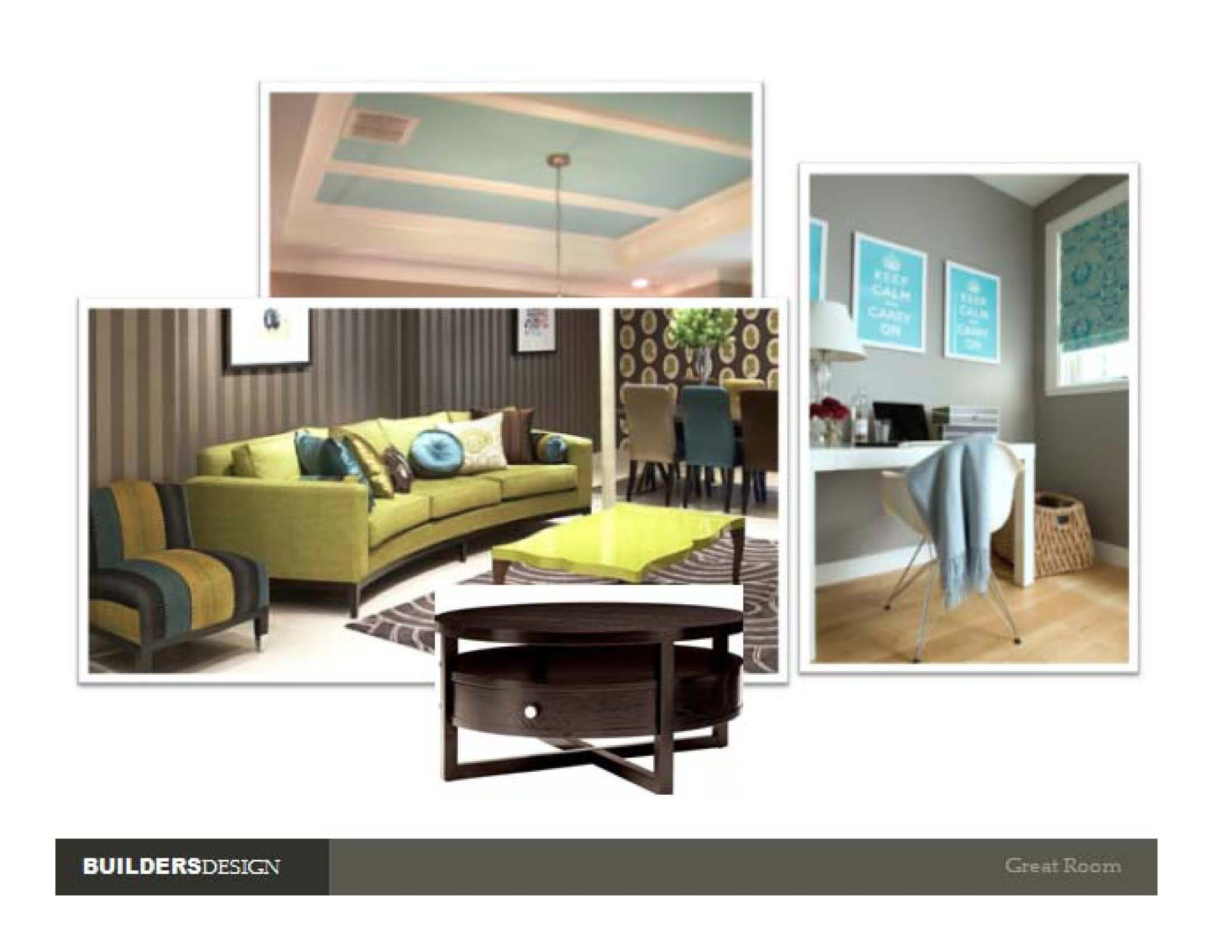 Furniture for park model homes