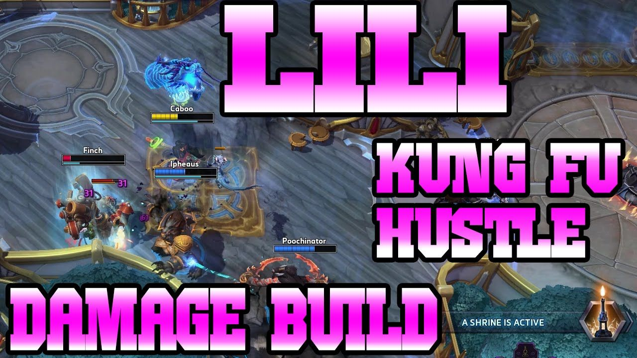Hots Heroes Of The Storm Lili Gameplay Damage Build Kung Fu Hustle 2016 Heroes Of The Storm Hot Hero Kung Fu Hustle No she's pretty good imo, but i'd still say morales or lucio. hots heroes of the storm lili