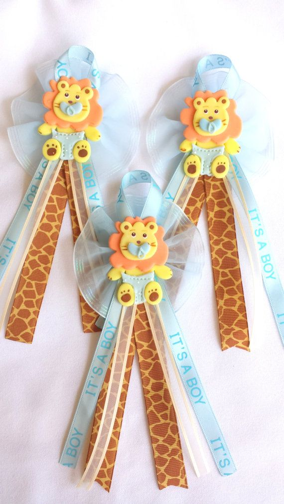 Baby Shower Pins Lion Baby Shower Favor By Foreversweetfavors