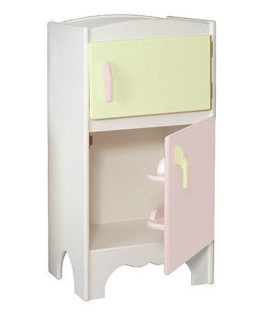 Pink Green Play Refrigerator By Little Colorado Zulilyfinds