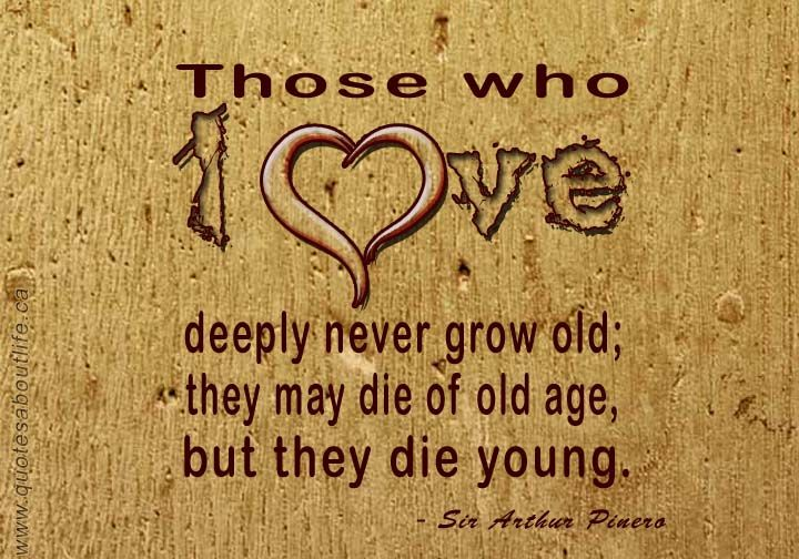 Have you ever love someone deeply love quotes life