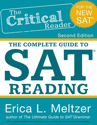 Books want to have pinterest mcgraw hill the critical reader the complete guide to sat reading 2nd edition fandeluxe Gallery