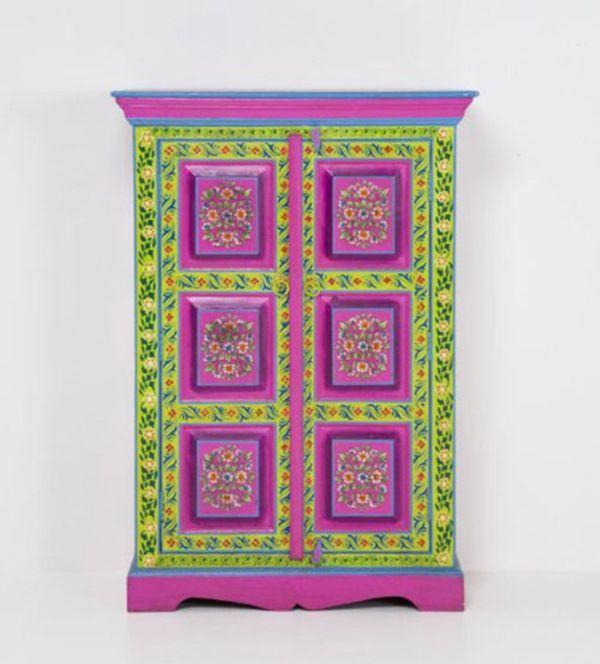 colorful hand painted furniture by kare design big ideas pinterest handbemalte mbel kare design und kommode