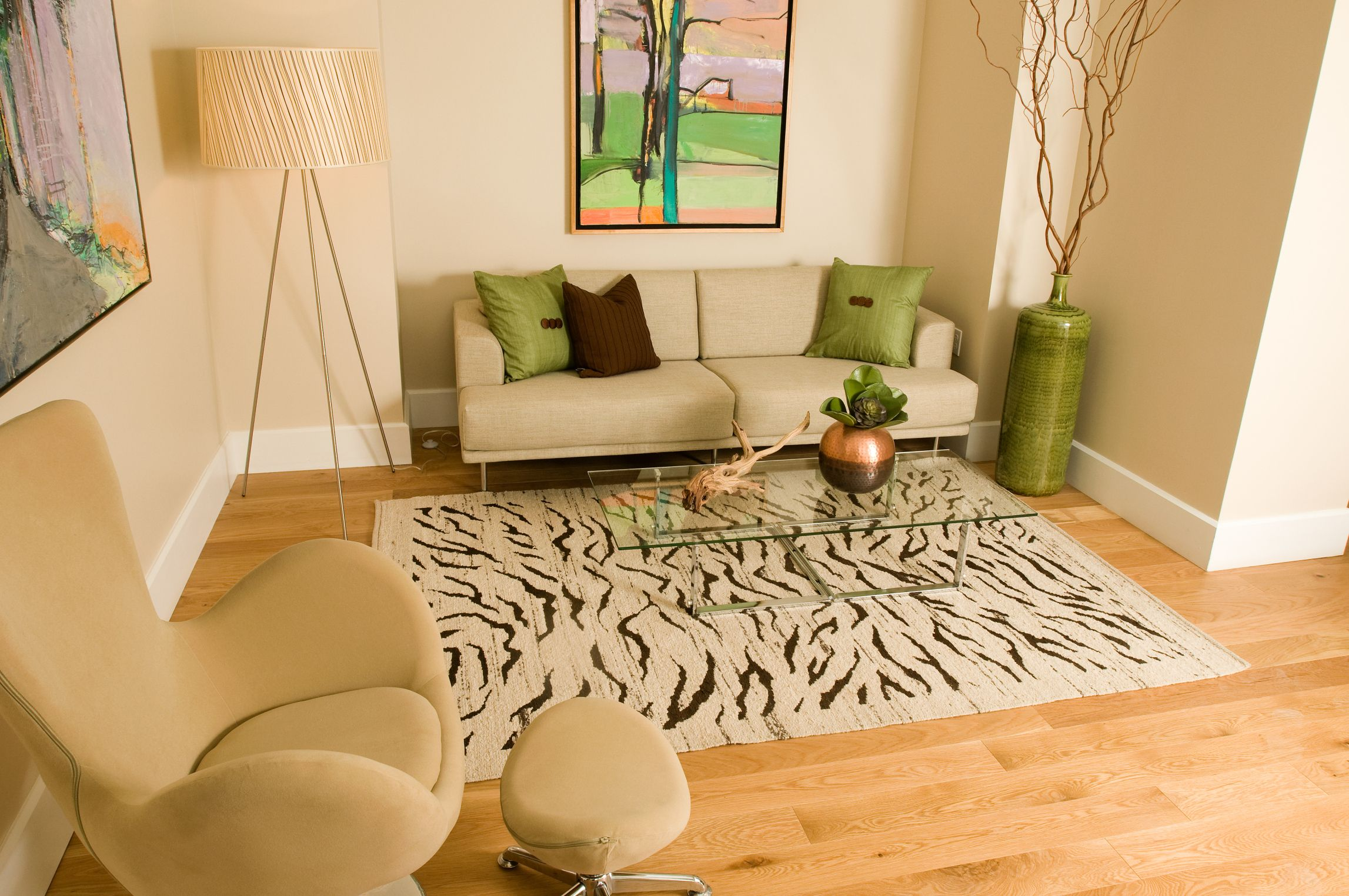 how to keep rugs from sliding on tile floors