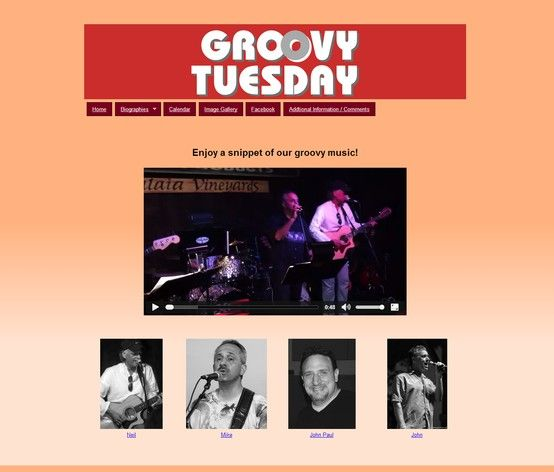 Groovy Tuesday Is A Cover Band In The Hudson Valley, NY