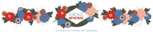 Vintage Renewal | Saving the earth one chair at a time