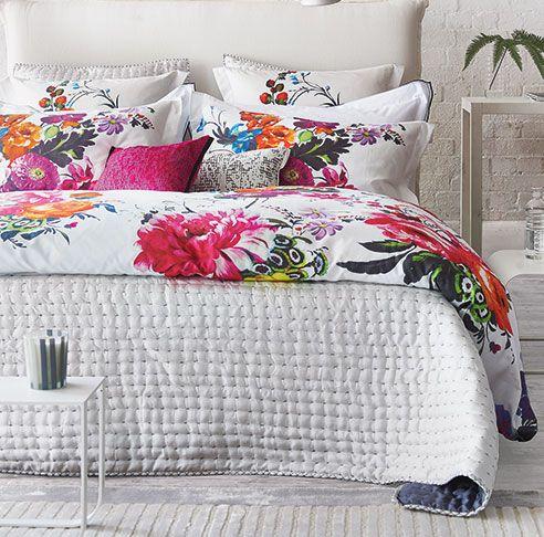 Amrapali Peony By Designers Guild Bedding Beddingsuperstore Com Bed Linen Australia Bed Bed Duvet Covers