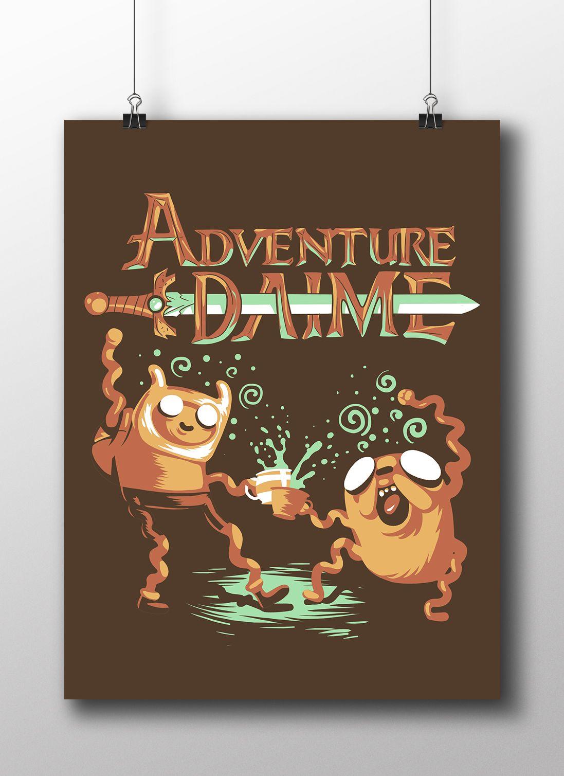 Adventure Daime