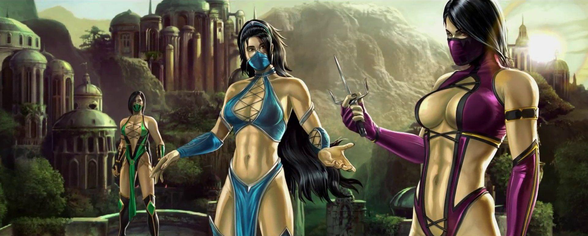Nicole Scherzinger as Jade (Mortal Kombat) by jcvf138527