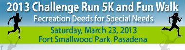 Join us for the Rec Deeds Challenge Run 5K and Fun Walk on March 23rd!