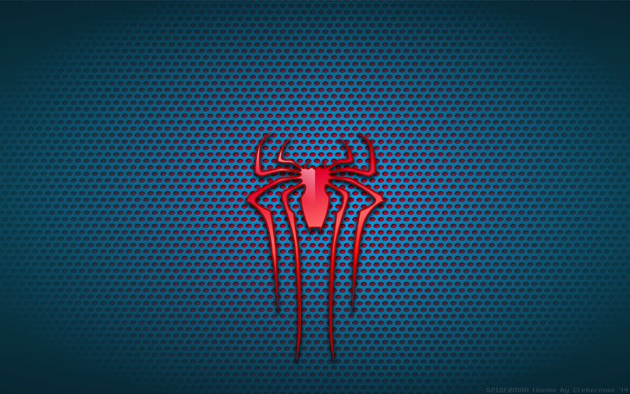 Spiderman back spider logo - photo#15
