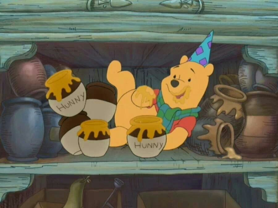 Hunky Pots With Images Disney Insider Disney Winnie The Pooh