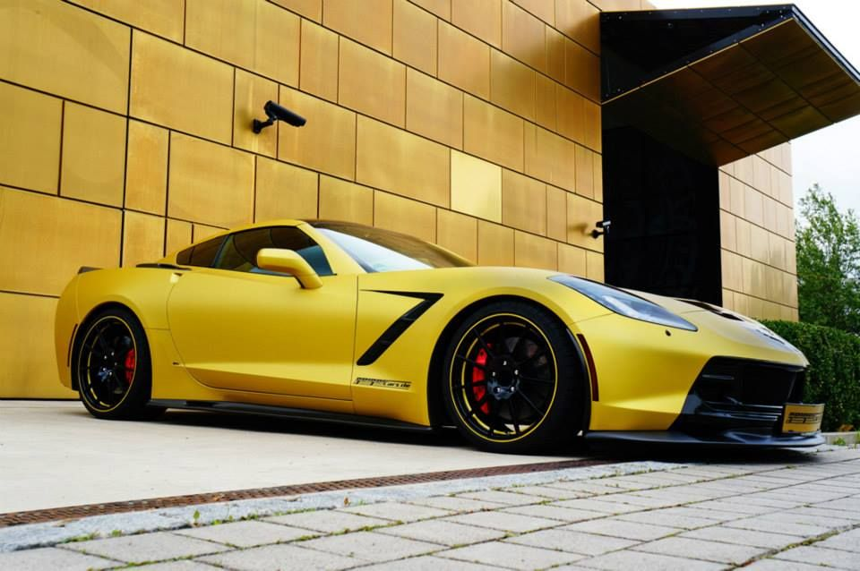Geiger Corvette C7 Stingray Chevrolet Corvette Chevrolet Corvette C7 Chevrolet Corvette Stingray
