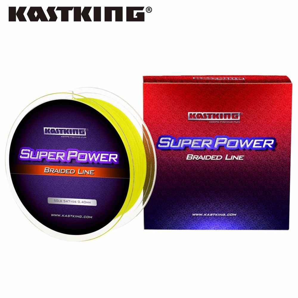 KastKing Braided Fishing Line offers the best variety of colors to ...
