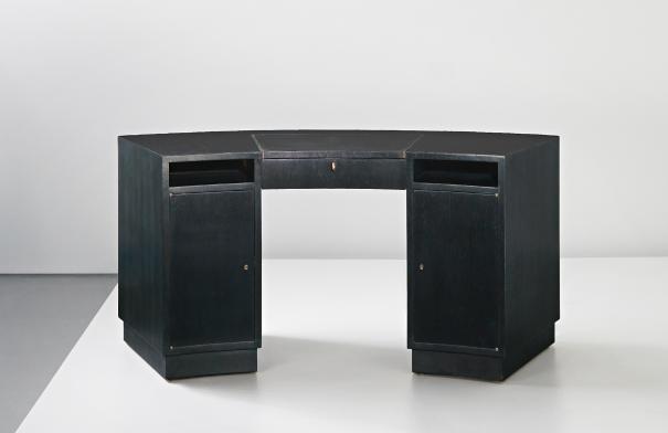 PHILLIPS : UK050114, Jacques Adnet, Desk