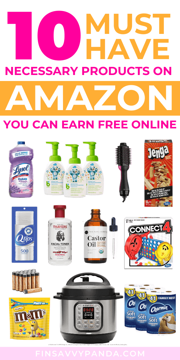 Photo of 13 Legit and Easy Ways to Earn Free Amazon Gift Cards – Finsavvy Panda