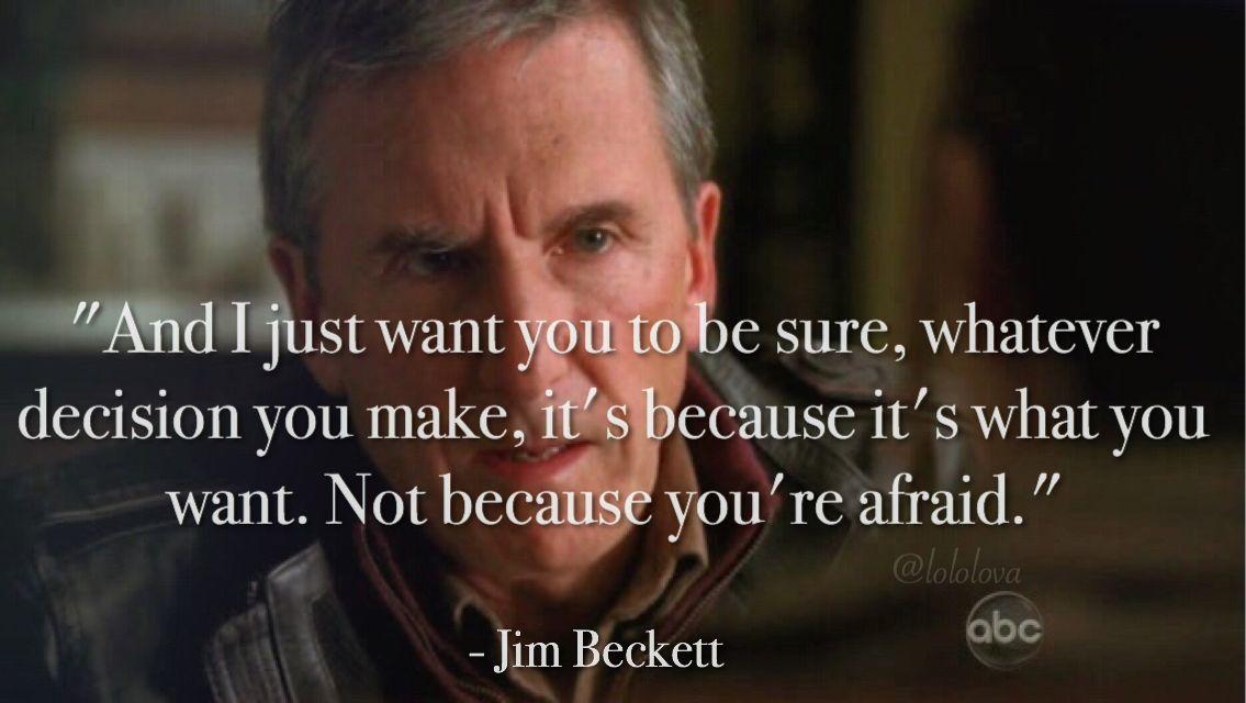 {Quote: Jim Beckett}