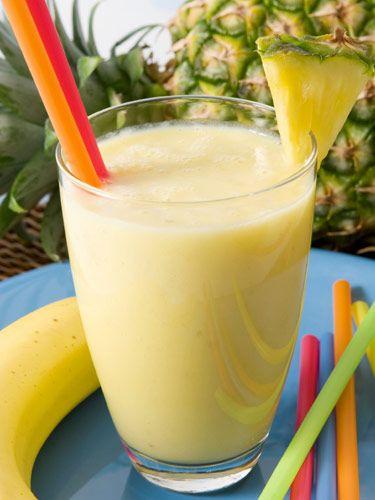 Mocktails - Non Alcoholic Drinks for Teens - Sorbet Lemonade Cooler