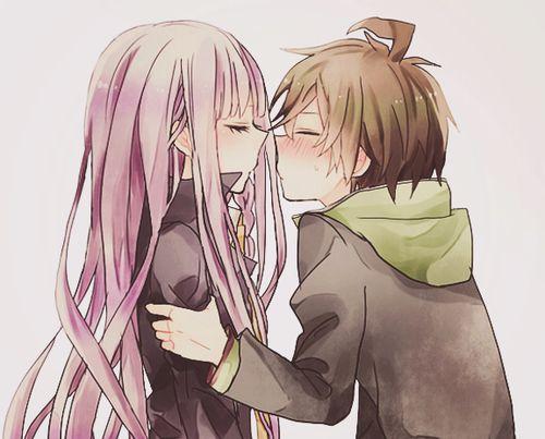 Pin On Anime Kiss