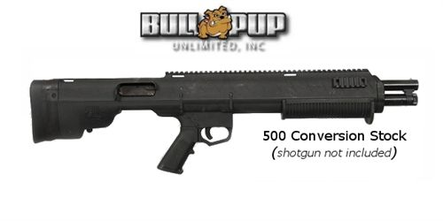 Bullpup Unlimited Shotgun Conversion Kit (for the Mossberg
