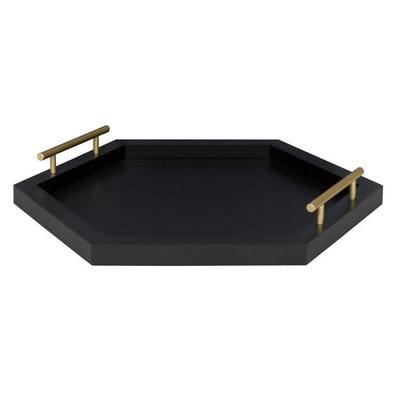 Dionisio Accent Ottoman Table Tray & Reviews | AllModern