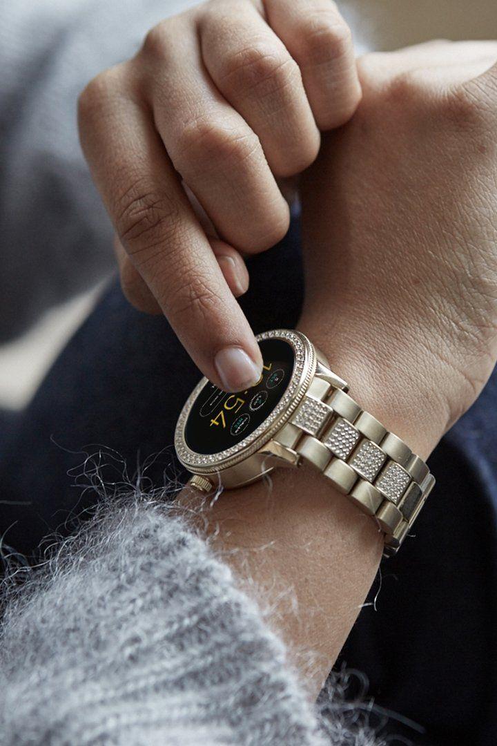 Gen 3 Smartwatch - Venture Rose Gold-Tone Stainless Steel