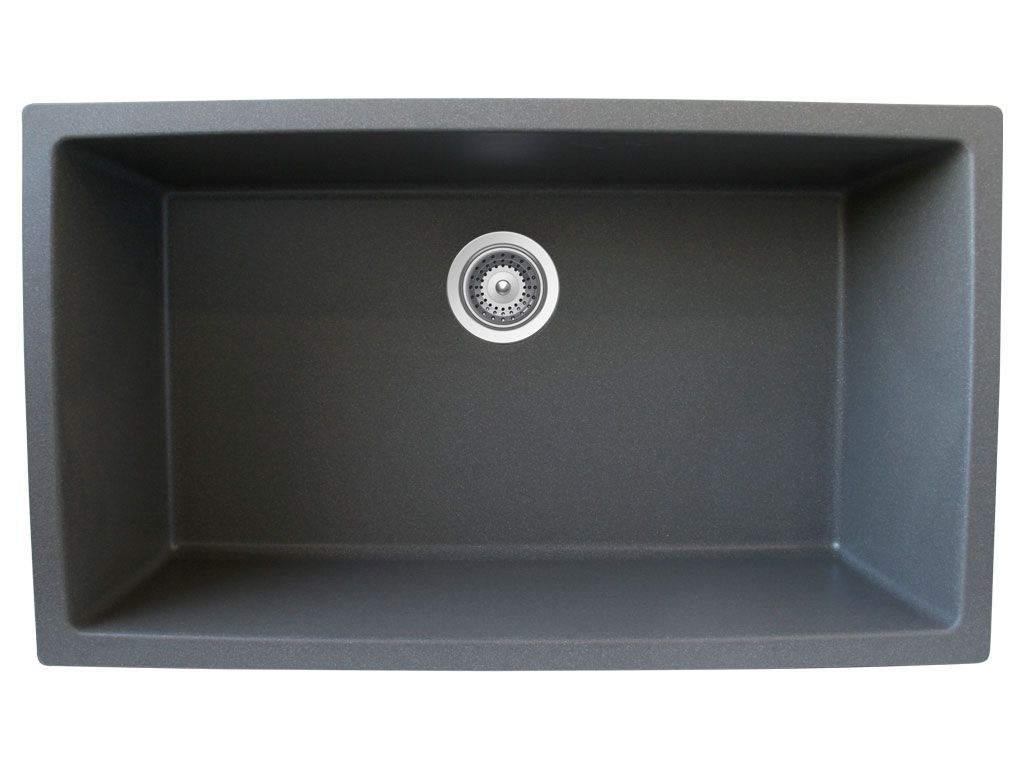 PL550 Granite composite sinks, Composite sinks, Stain