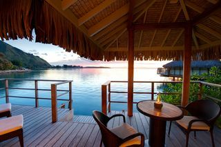 Resort And Spa Moorea in Moorea Mobile Site | InterContinental