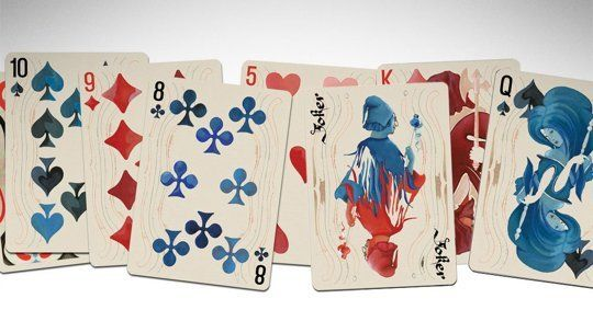 Game Night The Most Beautiful Playing Cards With Images