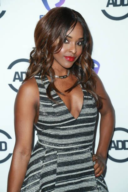 Actress Antoinette Robertson arrives at the 2nd Annual All Def Movie Awards at Belasco Theatre on February 22 2017 in Los Angeles California