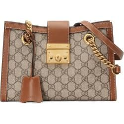 Photo of Kleine Padlock Gg Schultertasche Gucci